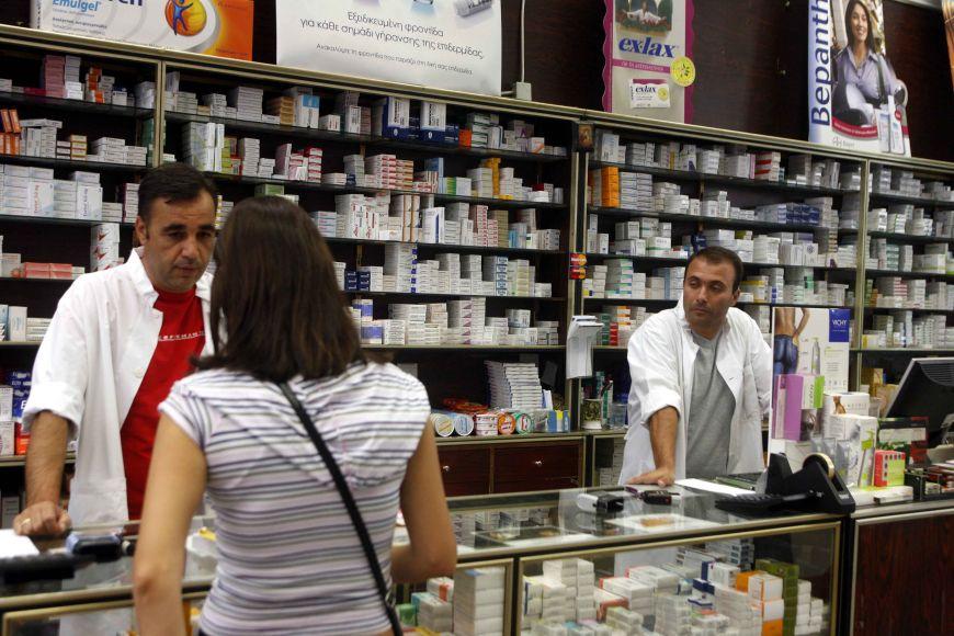 Что купить в греции от простуды